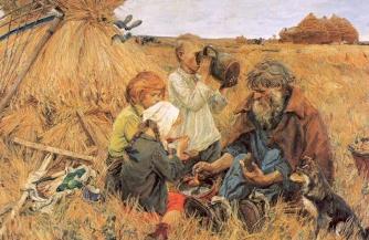 Нрав народа русского