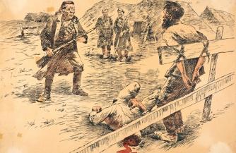 Кровавые бесы революции