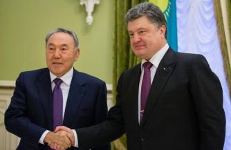 Тихий майдан Назарбаева