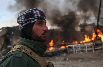 Бензин в иракский костер