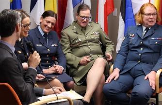 Трансгендеры в армии США