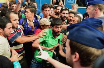 Европа перед цунами мигрантов