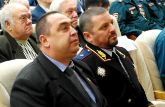Усобица в Луганске