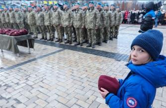 На Украине десантников нет