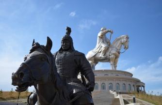 Монголы зачищают содом