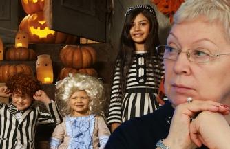 Хеллоуин на совести школ