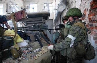 Донбасс отстоят