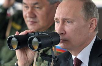 Время Путина