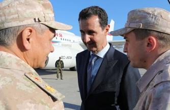 Асада оставят в покое