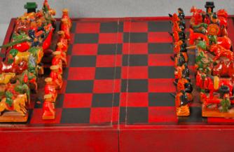 Монгольские шахматы