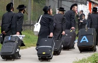 Куда переедет Израиль?