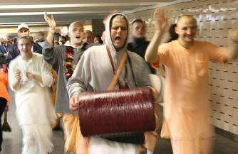Ваххабиты от кришнаизма