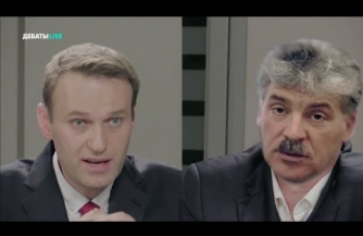 Зачем Грудинину Навальный?