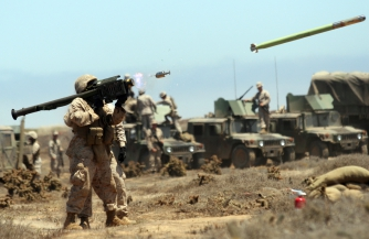США отправили ПЗРК сирийским курдам