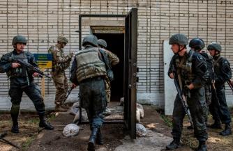 Киев репетирует