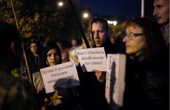 Донбасс скучает по России