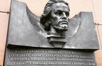 Пятая колонна в Белоруссии