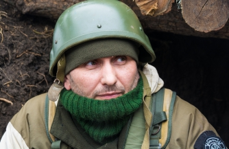 """Крепость батальона """"Патриот"""""""