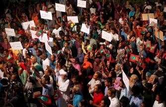 Мальдивы. Игра в «кошки-мышки»