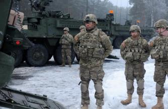 НАТО усиливает восточный фланг