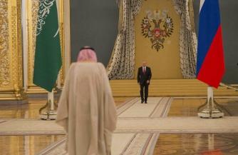 Москва «мешает» дружить с саудитами