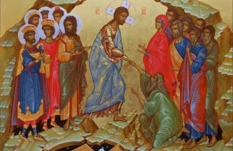 Пасха Христова и русское миросозерцание