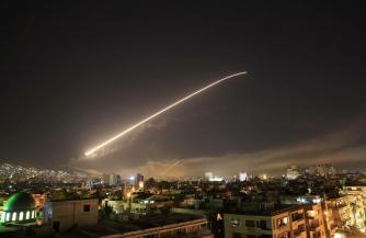 Обреченный Дамаск