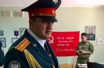 Погиб Олег Мамиев