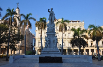 Кубинцы посмотрели на Европу
