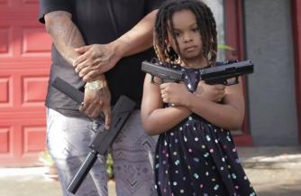 Огнестрельный суицид США