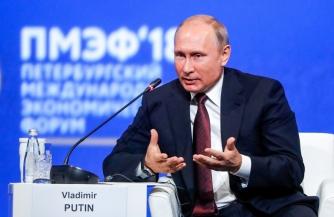 Путин ответил на голландские обвинения
