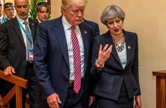 Британский план спасения Трампа