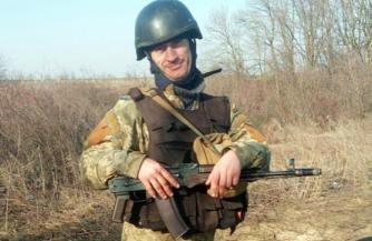 Оккупанты и защитники Донбасса
