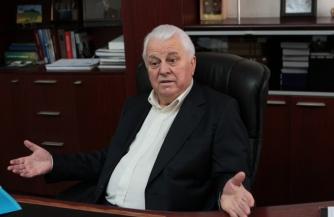Кравчук не советует возвращать Донбасс