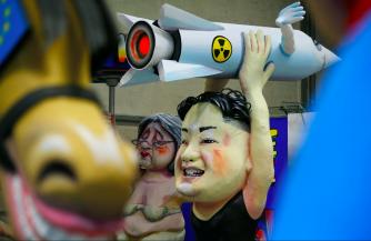 Разоружение Кима. Миссия не выполнима