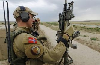 """Угроза России -  плацдарм """"Норвегия"""""""