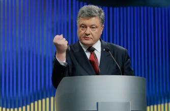 Нелепые украинские санкции