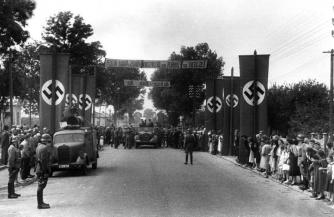 Шапито бандеровцев во Львове