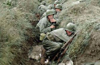 Как мы Корею защищали