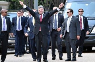 На Украине потеряли Порошенко