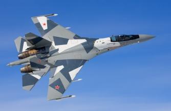 Су-35 против самолетов НАТО