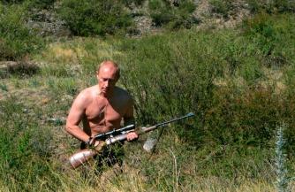 Как Путин не стал охотником