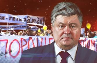 Украина в трясине русофобии