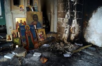 Мусульмане возрождают православную святыню