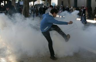 Экономический кризис в Тунисе