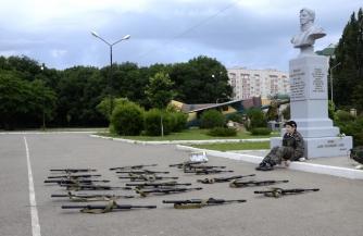 День славы в Ставропольской кадетке