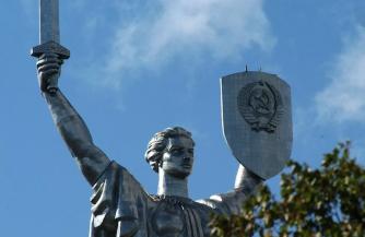 Русофобский мусор оккупировал Москву