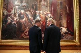 Трамп отказался от санкций