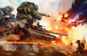 Эпоха войн без правил