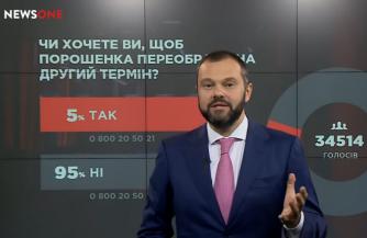 Украинцы не хотят Порошенко
